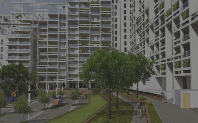 Il sistema MTR® per la realizzazione di un complesso residenziale dai grandi numeri