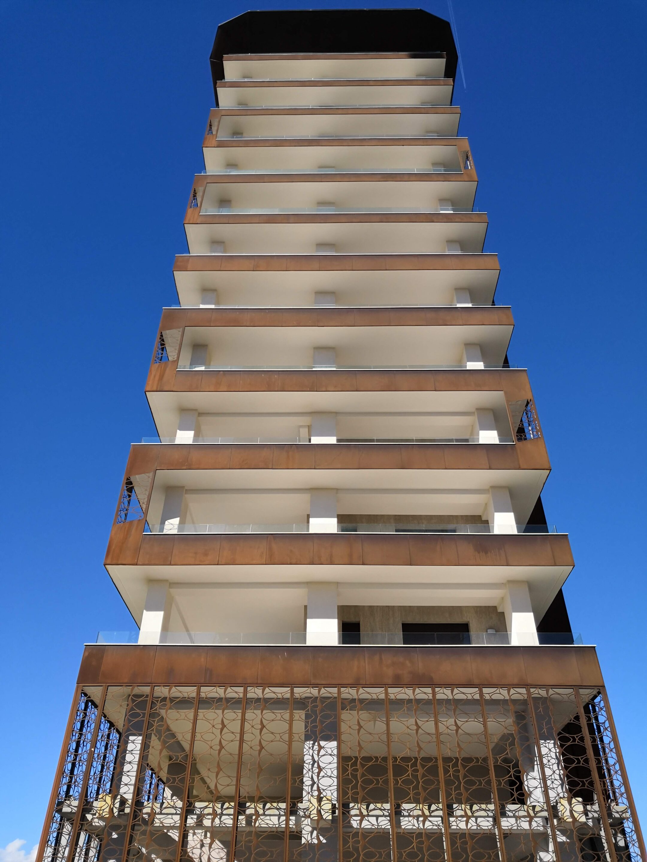 Sistema MTR® per edifici residenziali - Edificio finito