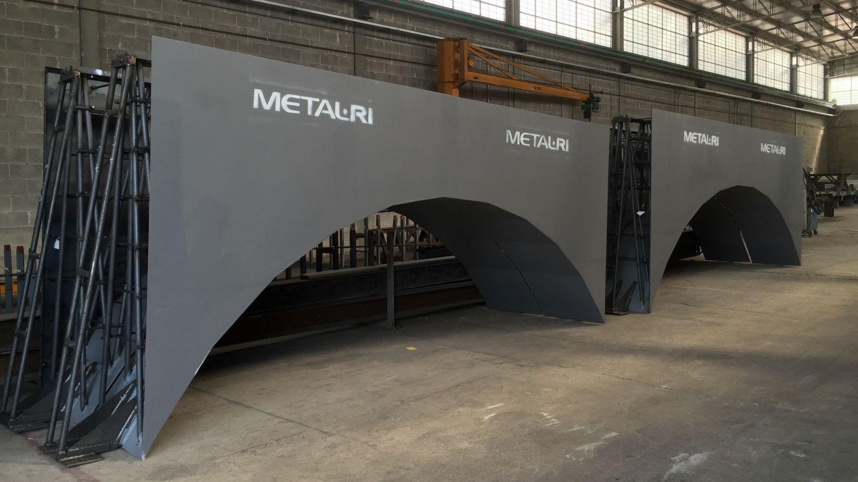Sistema MTR per realizzazione di ponti e passanti - MTR A 1