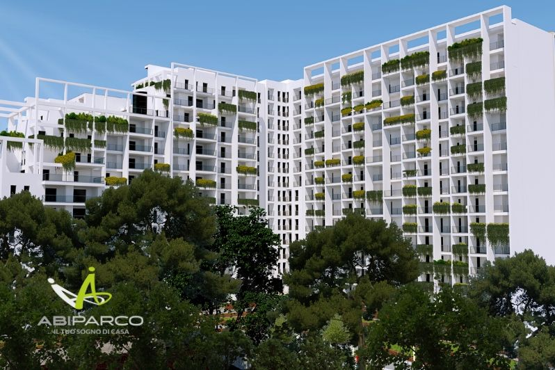 Ined - edificio residenziale Bari