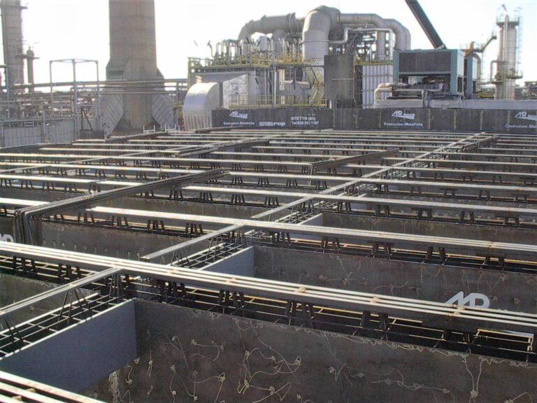 Bunkerizzazione Eni Sala Controllo Impianti 1 e CTE